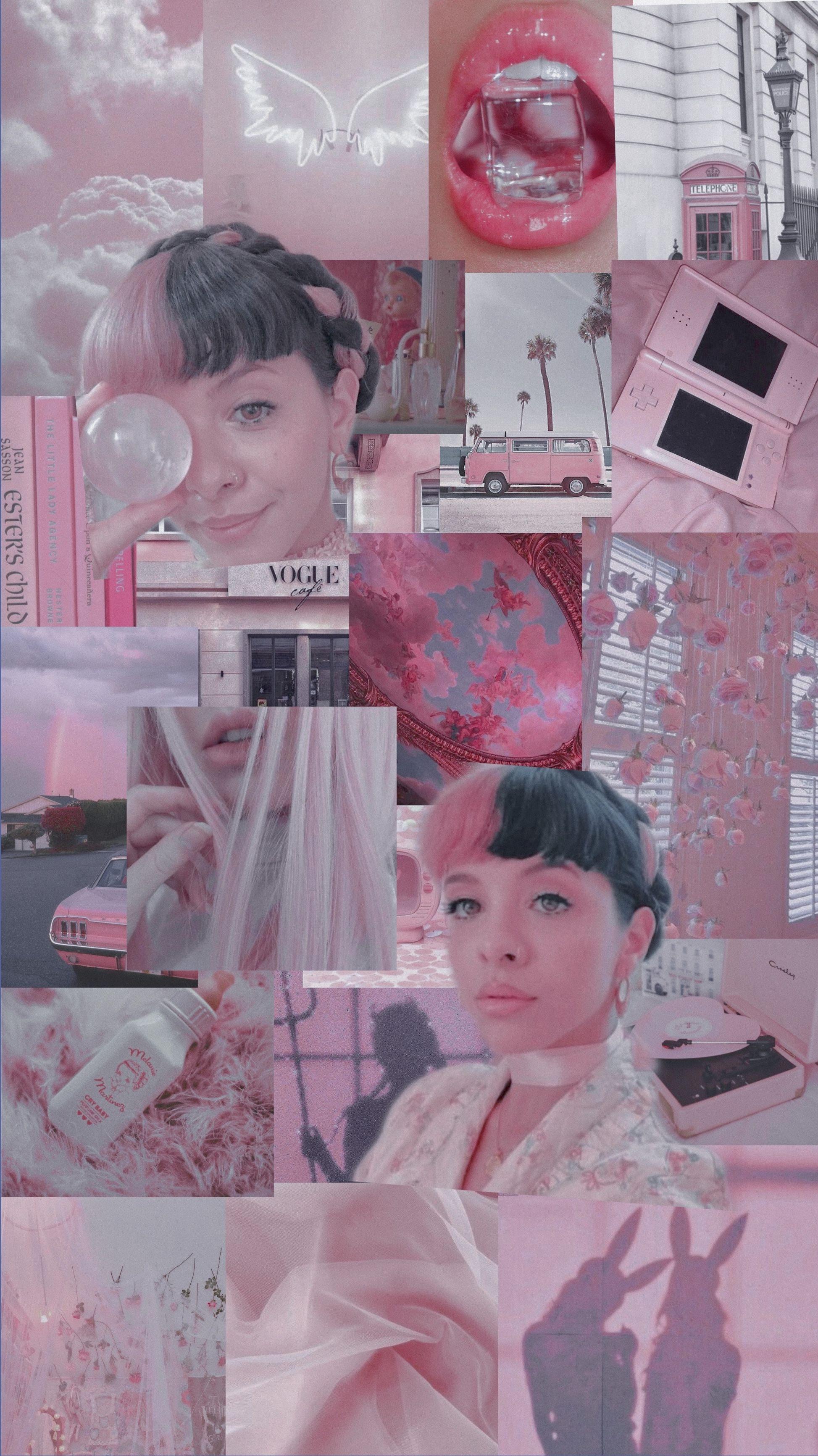 Steal This Wallpaper Idc Melanie Martinez Crybaby Melanie Martinez Pink Aesthetic