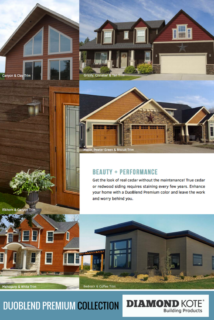 Choosing A Siding Color Is A Big Decision. Our Home Exterior Styling Tips  And Online Visualizer Program Will Help You Choose Colors To Create Your  Forever ...
