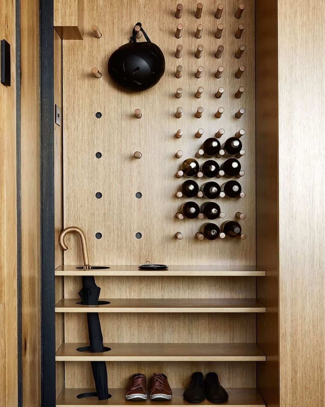 The Designory On Instagram The Classic Peg Board Takes A Refined