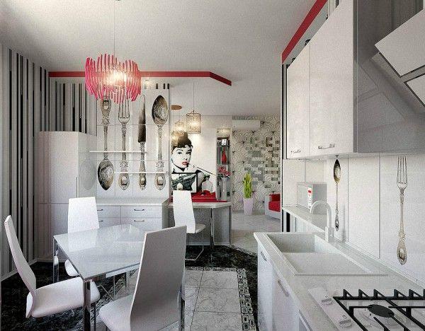 apartamento-pequeno-diseno-para-mujer-soltera- planos casa