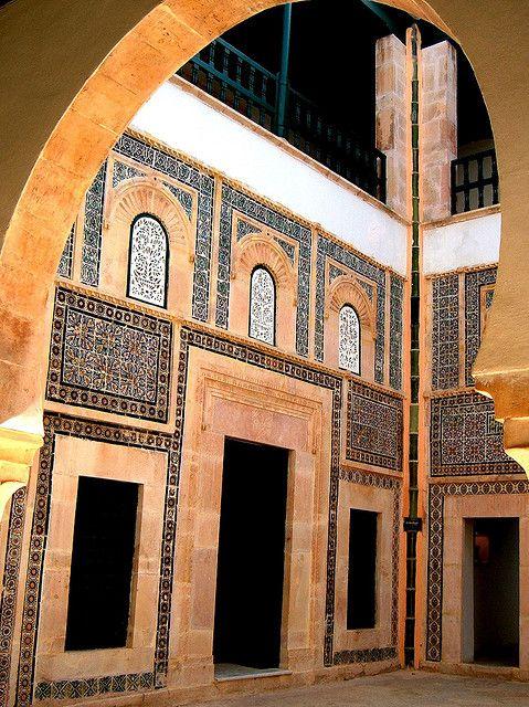 دار جلولي صفاقس القديمة تونس Dar Jellouli Sfax Tunisia Moorish Architecture Tunisia Carthage