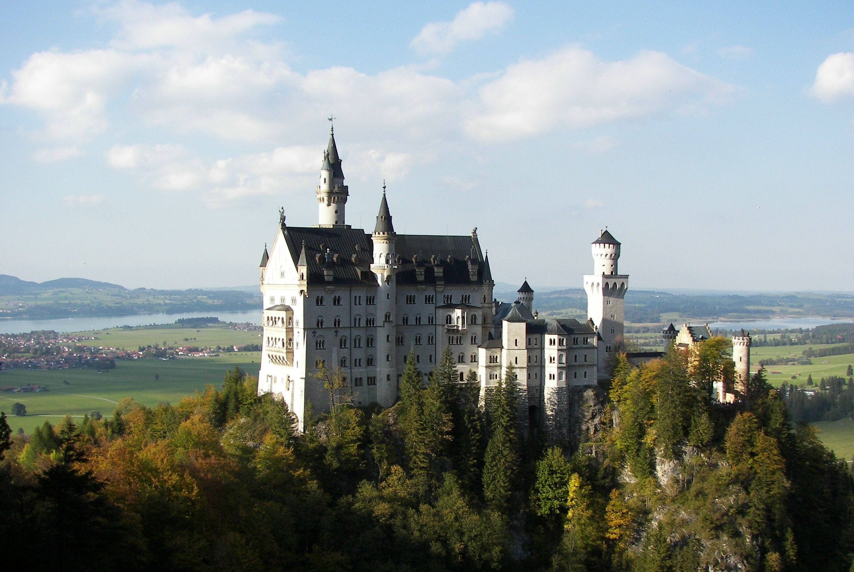 Neuschwanstein Castle Beautiful Castles Neuschwanstein Castle Germany Castles