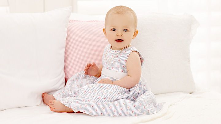 Ralph baby special occasion onesies