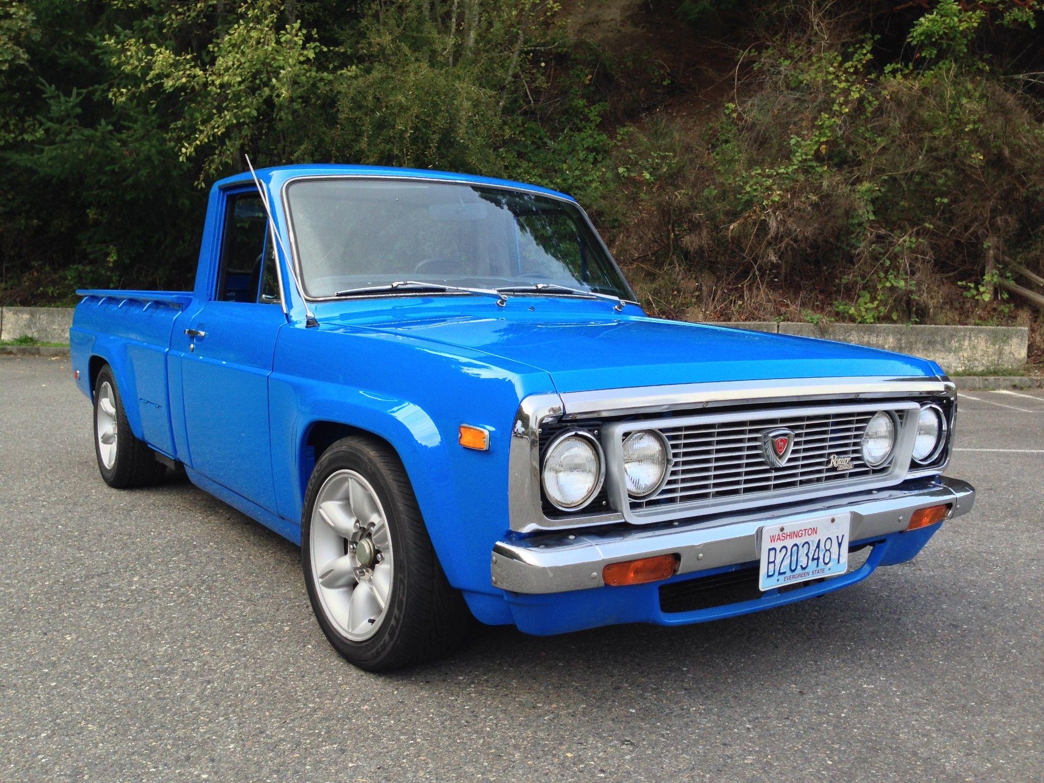 1977 Mazda Rotary Pickup Maintenance/restoration of old/vintage ...