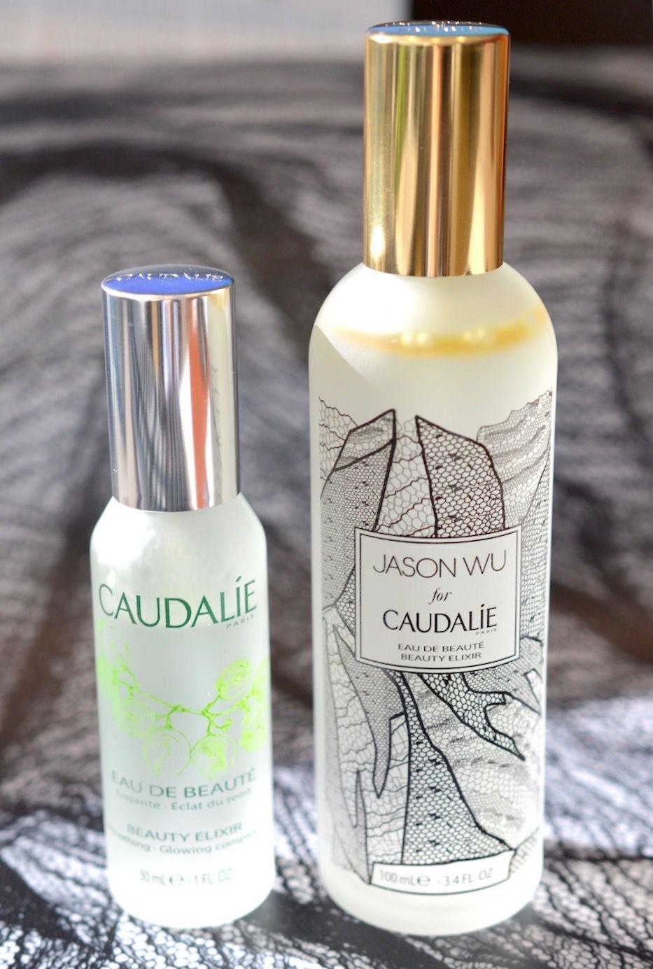 What S On My Desk Beauty Elixir Caudalie Beauty Elixir Body Skin Care