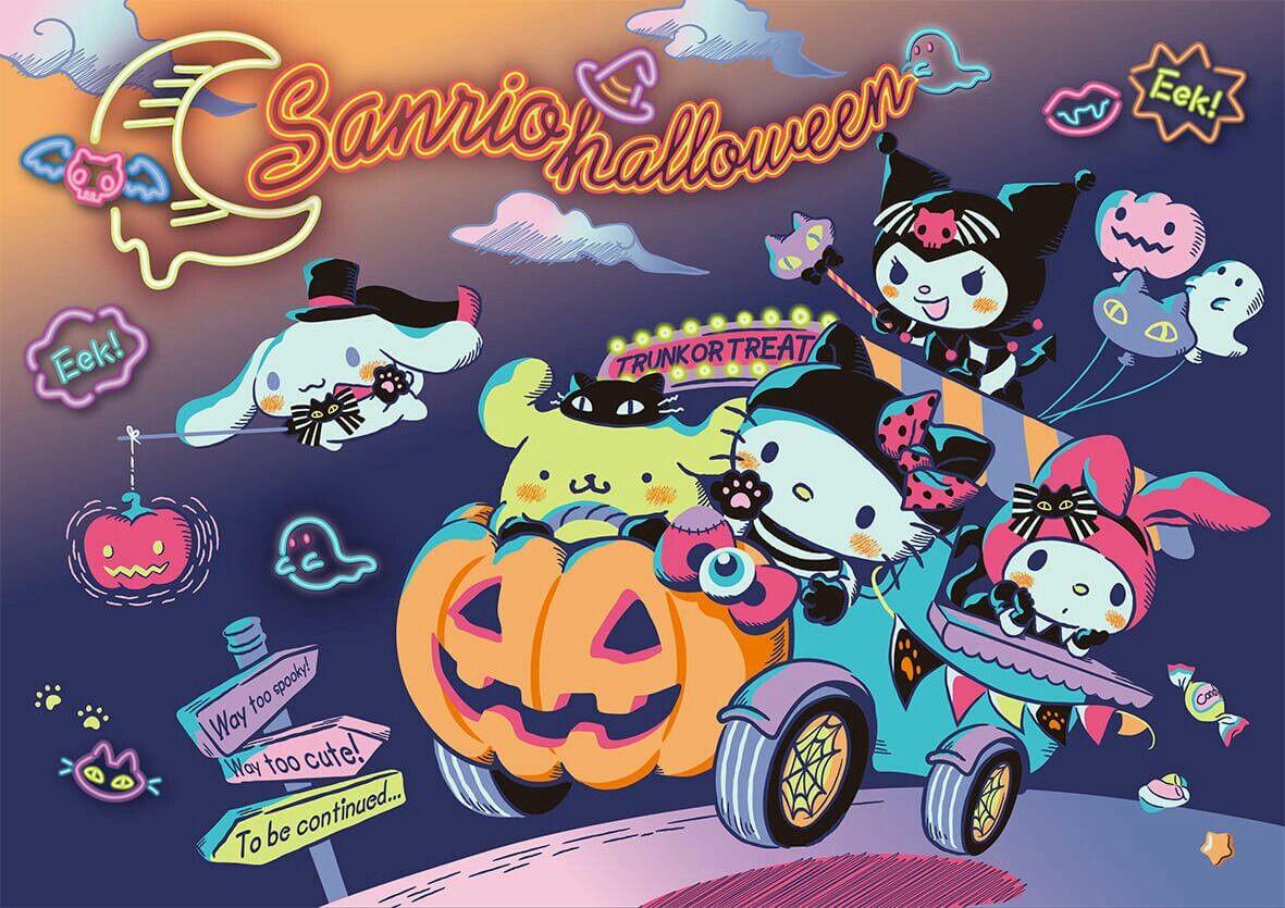 Sanrio Halloween Theme Wallpaper Source Dtimes Jp C Sanrio Sanrio Wallpaper Hello Kitty Images Sanrio