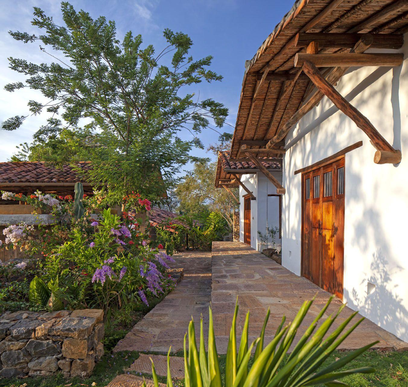 Conozca La Increible Renovacion De Esta Casa En Barichara Santander