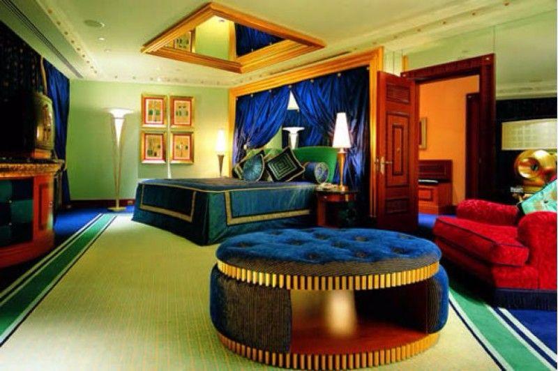 10 Luxurioseste Hotel Zimmer Designs In Dubai Luxusschlafzimmer