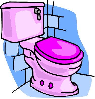 Clip Art Of Toilet Undercover Waitress May 2011 Toilet