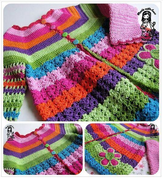 Crochet Cardigan Free Pattern Free Pattern Crochet And Patterns