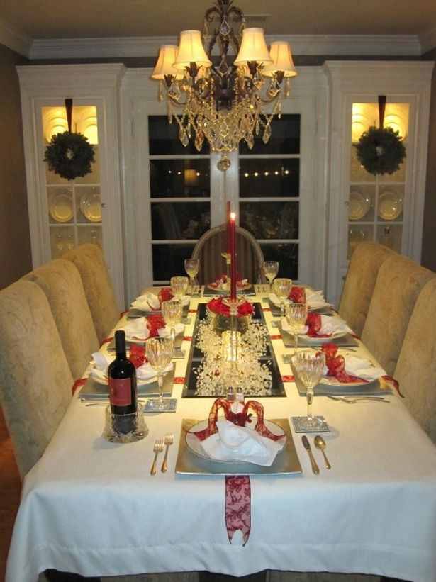 Holiday Table Settings 28 christmas table decorations & settings | holiday tables and