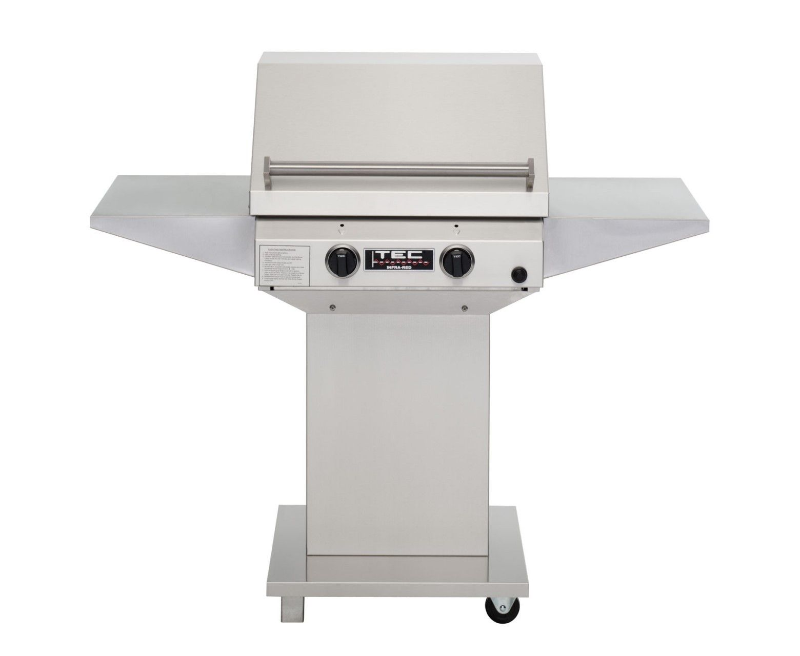 TEC Sterling II FR Infrared Gas Grill Pedestal