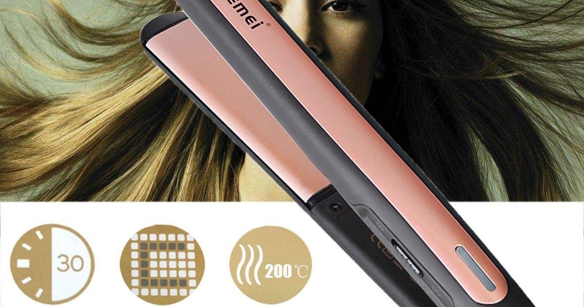 INSTANT HEAT HAIR STRAIGHTENER Cheap makeup brushes set