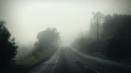 Landscapes Fog Silent Hill Roads Wallpaper Silent Hill Silent