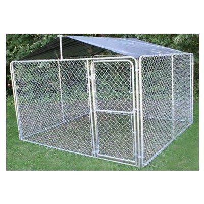 Dog Kennel Roof Kit 10 X 10 Ft Model Dkr10100 True Value Dog Kennel Roof Dog Kennel 10x10 Dog Kennel