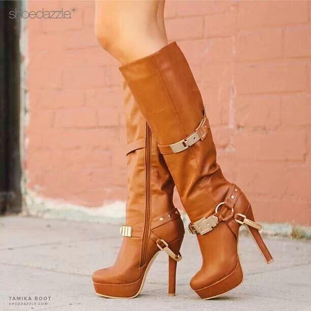 Aren't they fab? #boots #booties #heels #shoe
