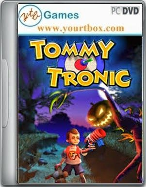 Tommy Tronic PC Game - FREE DOWNLOAD - YOURTBOX