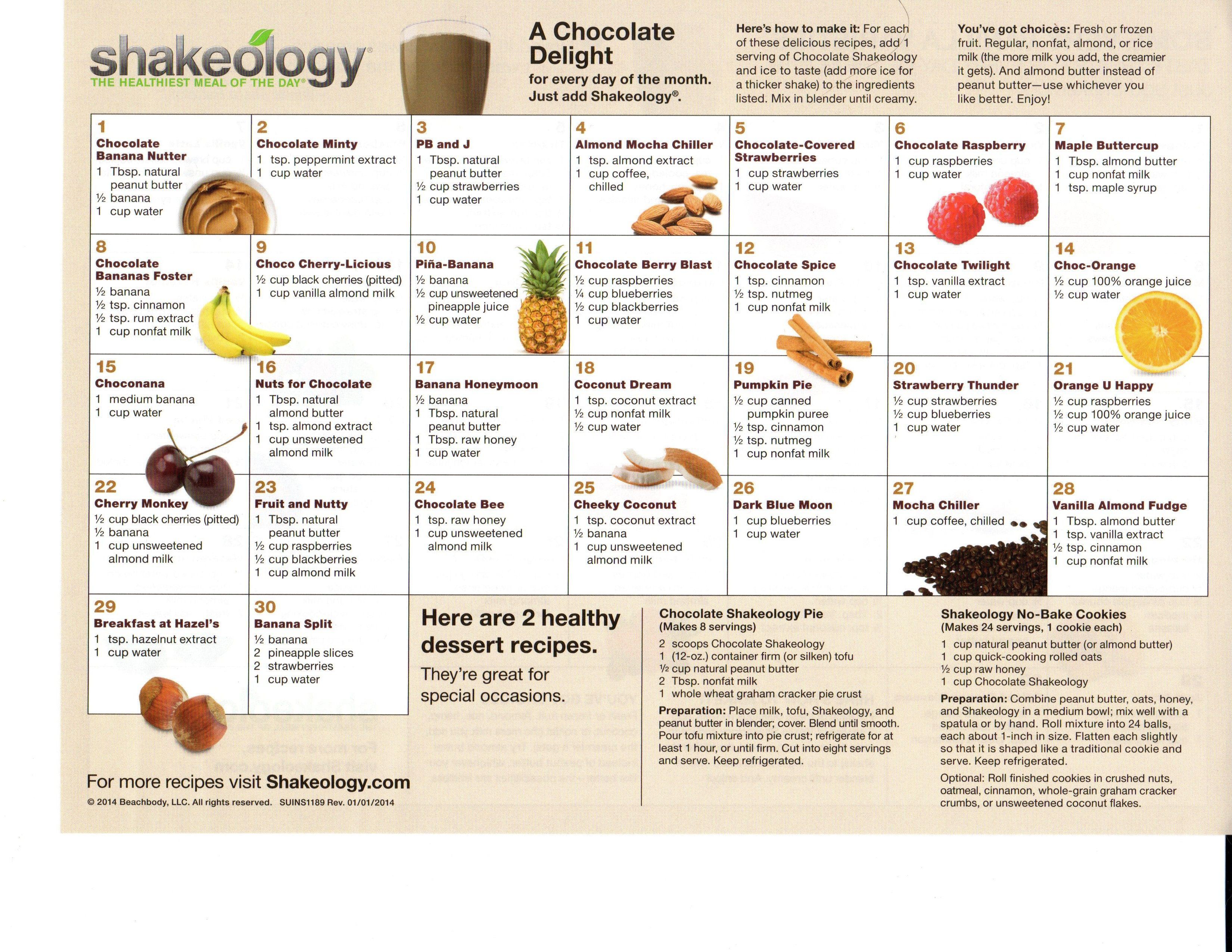 30-day #Vegan Chocolate recipe calendar #Healthiestmealoftheday ...
