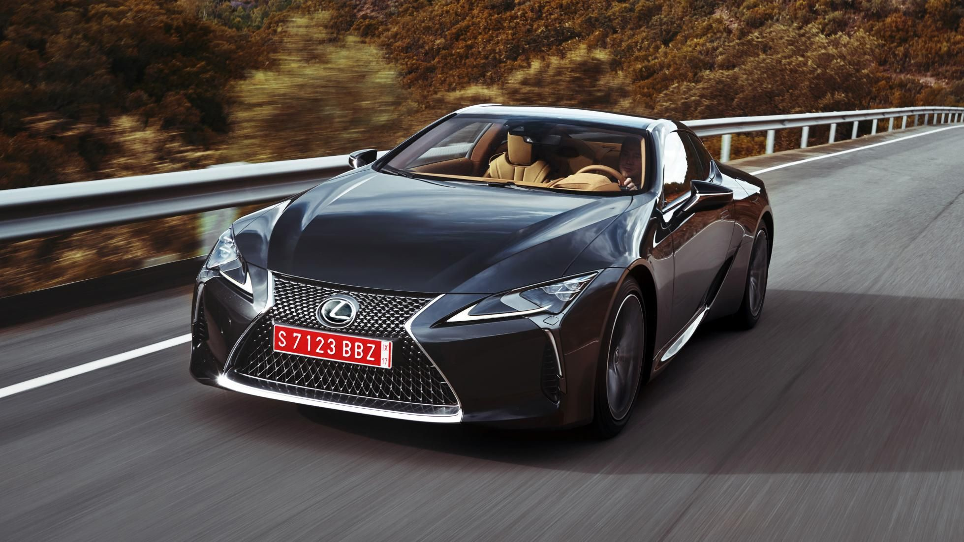 Lexus Lc500 Review Super Coupe Tested In The Us Lexus Lc Lexus Lexus Sport