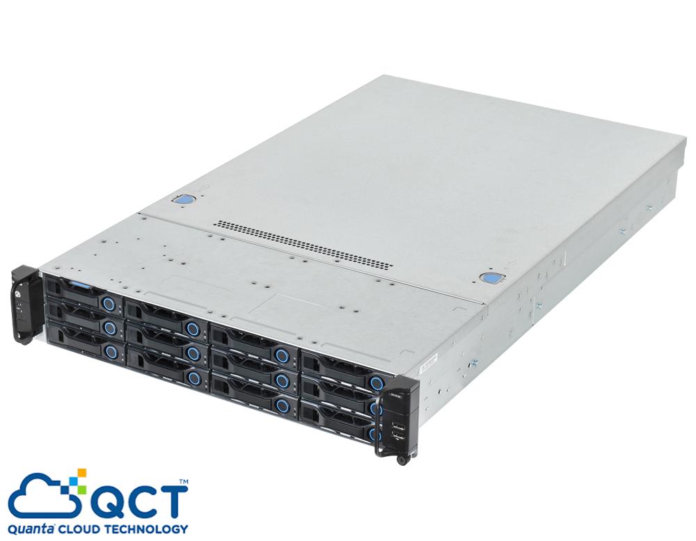 Quanta - QuantaGrid D51B-2U - E5-2620 v3 - 64GB DDR4 | Server