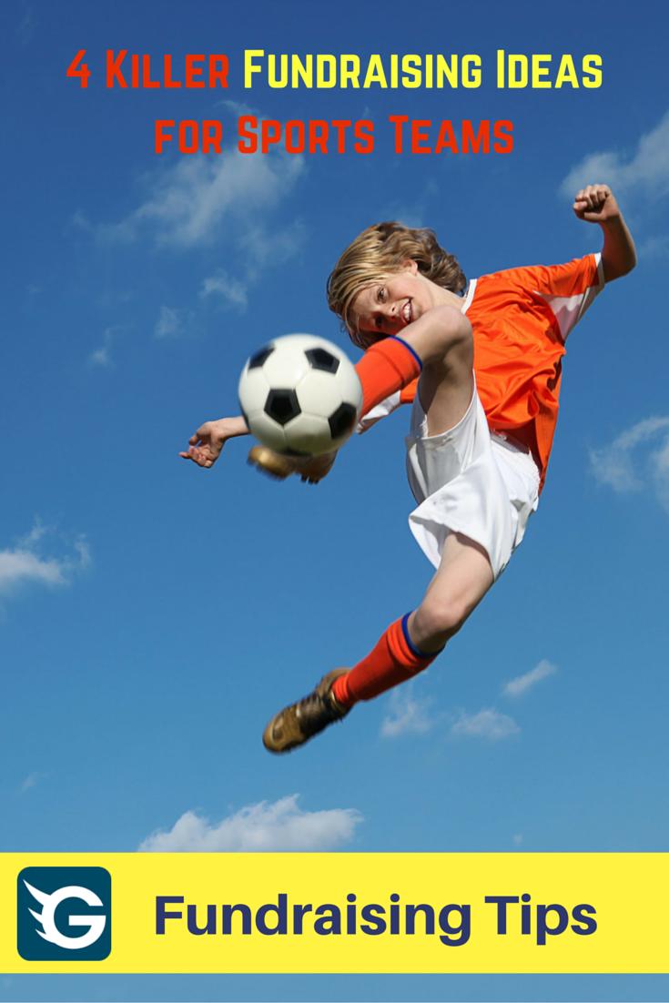 4 killer fundraising ideas for sports teams sports teams often need