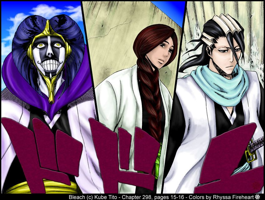 The Bleach Manga And Anime Series Features An Extensive Cast Of Characters Created By Tite Kubo