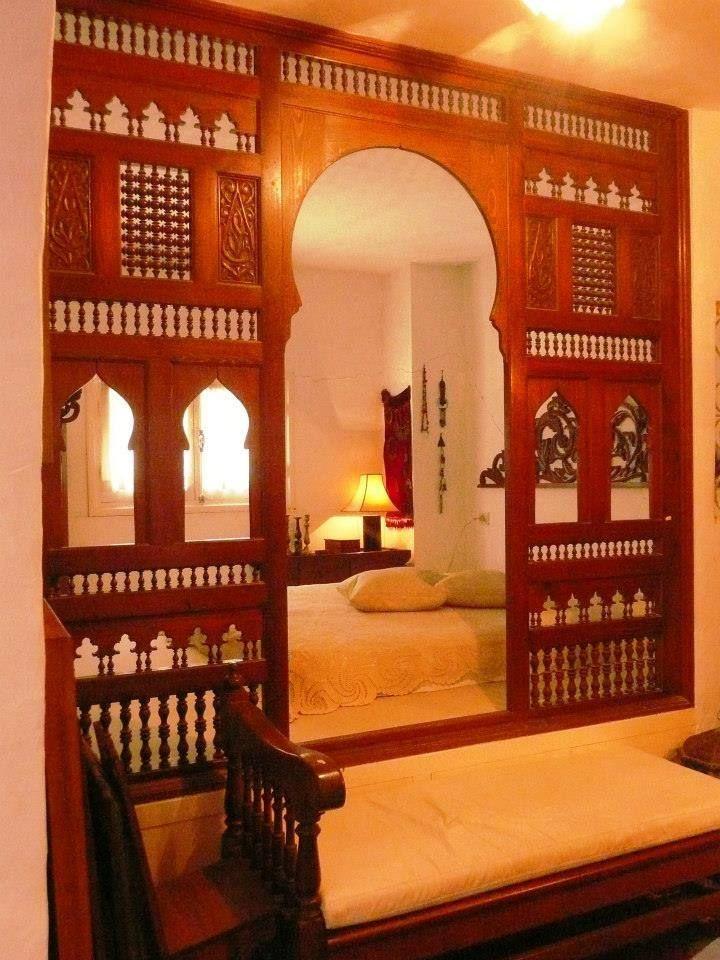 Tunisian Decoration <3 | Déco maison, Claustra bois et ...