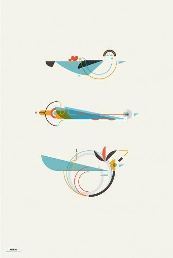 3 Birds - Leandro Castelao
