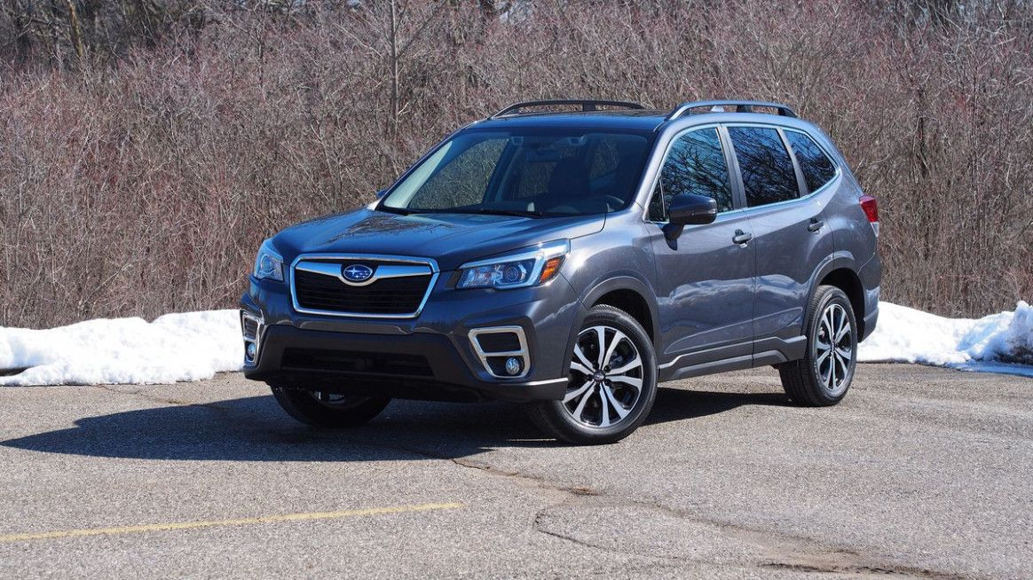 8 Picture 2020 Subaru Forester Price in 2020 Subaru