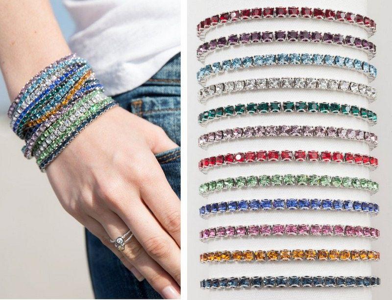 6b015b9d7a49a Touchstone Crystal - Birthstone Bracelets   Touchstone Crystal by ...