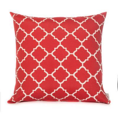 HRH Designs Outdoor Euro Pillow | Throw