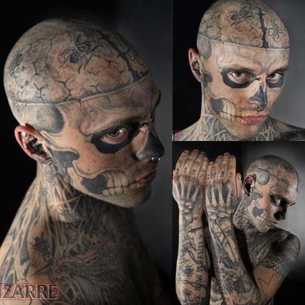 Zombie Tattoos Zombie Tattoos Creepy Tattoos Boy Tattoos