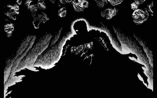 Berserk em 2020 Ilustração de mangás, Berserk, Anime
