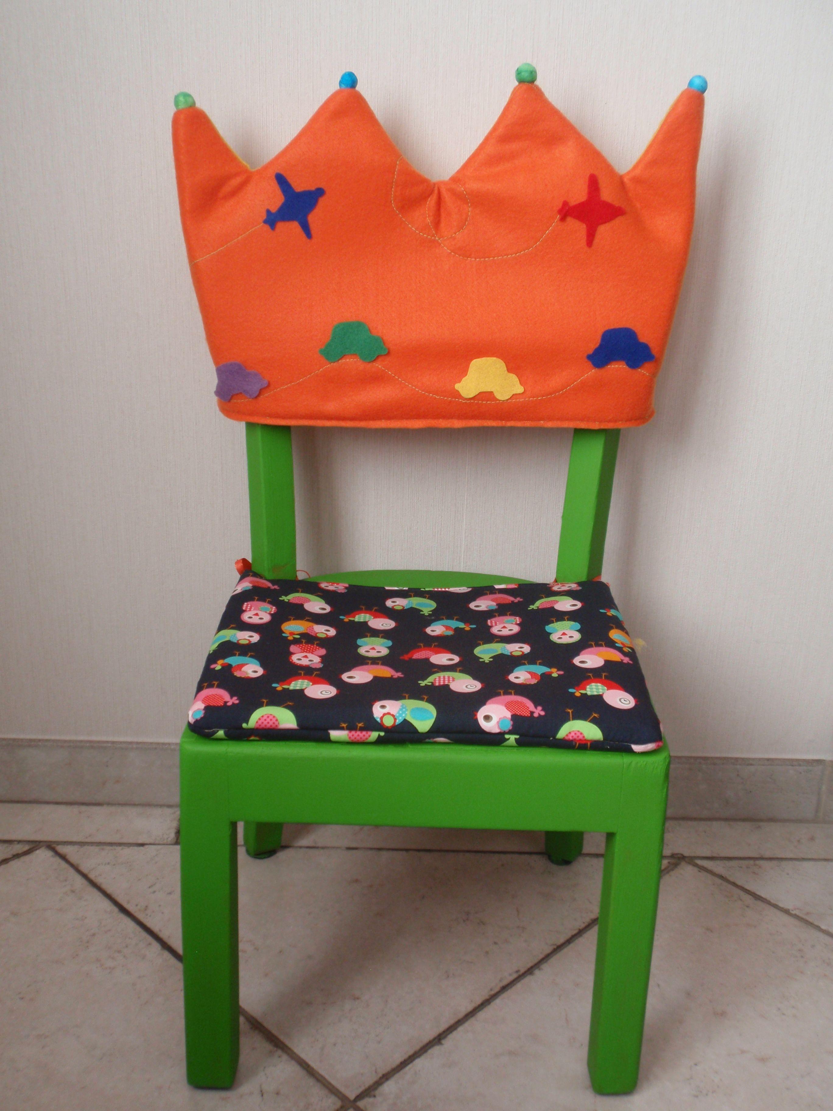 verjaardagsstoel2 Made by Dorien