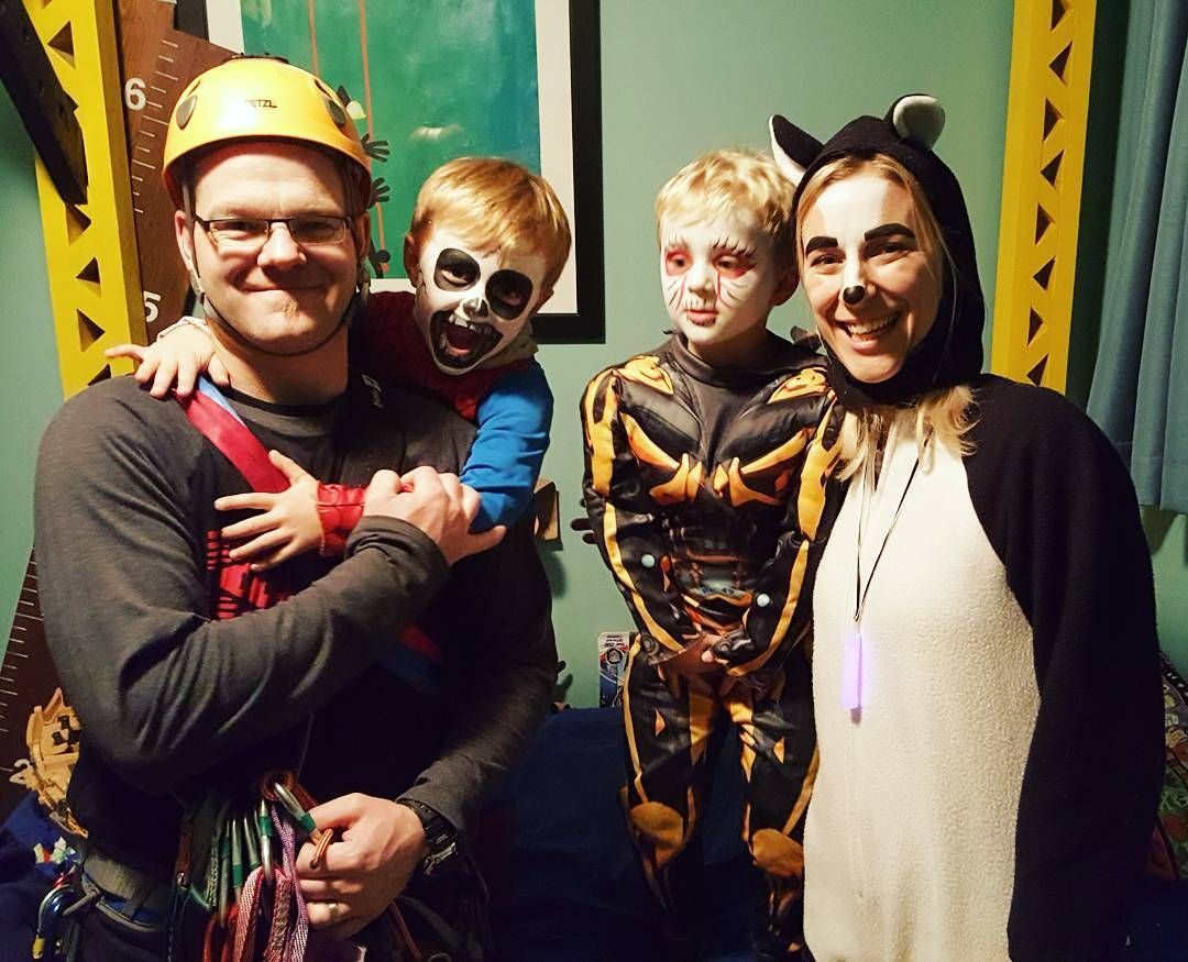 fabulously themed family halloween costume ideas for all in