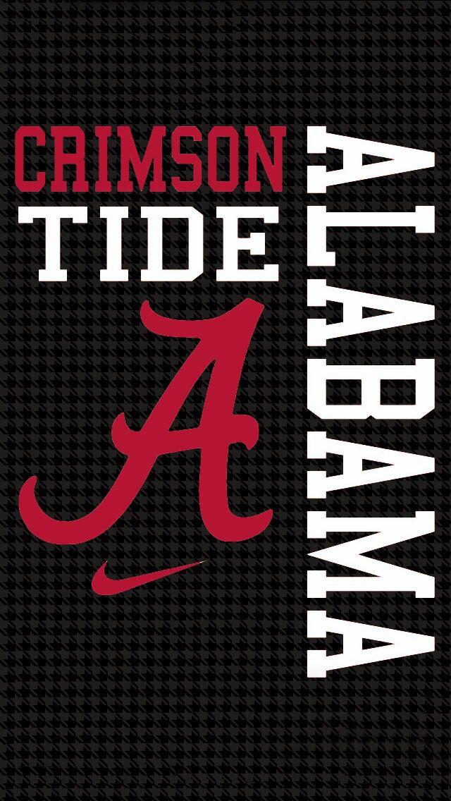 Alabama Iphone Background Alabama Crimson Tide Logo Alabama Crimson Tide Alabama Crimson Tide Football