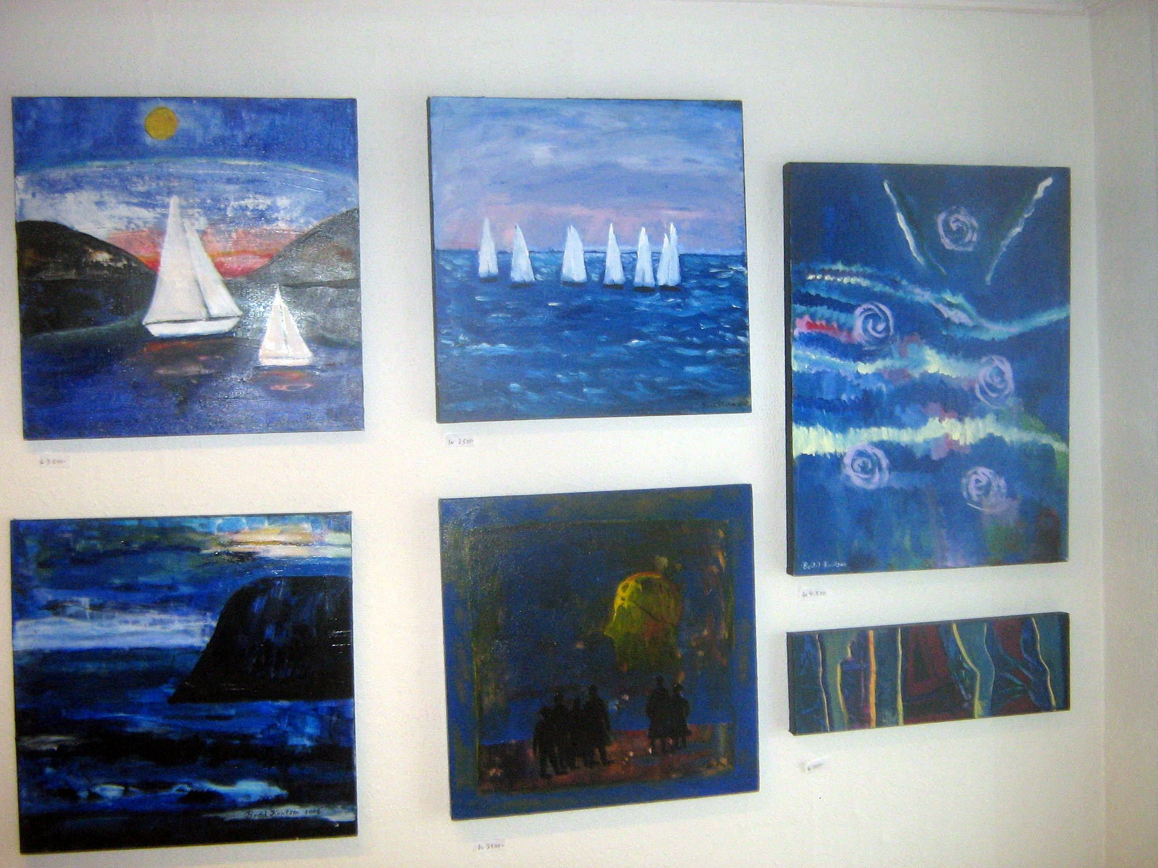 art for sale by Bodil Knutsen