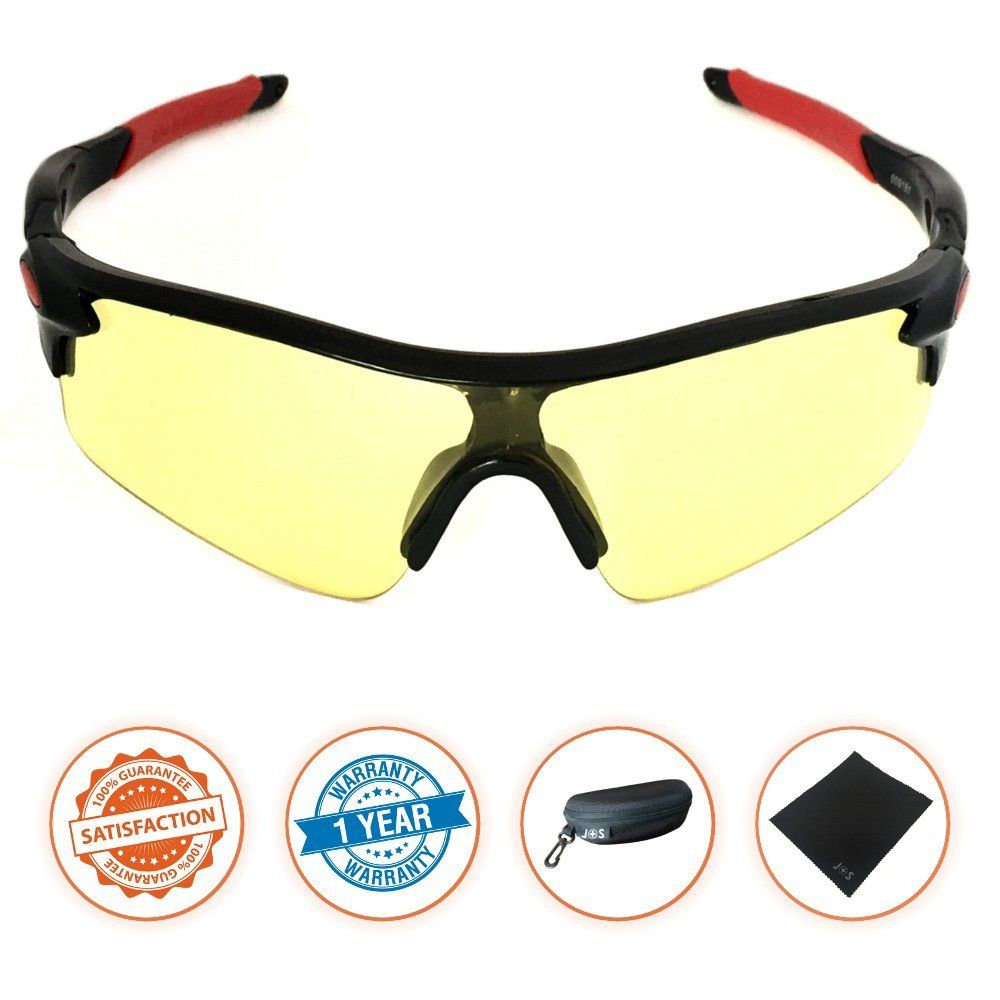Top 10 Best Cycling Glasses in 2019 Reviews (With images
