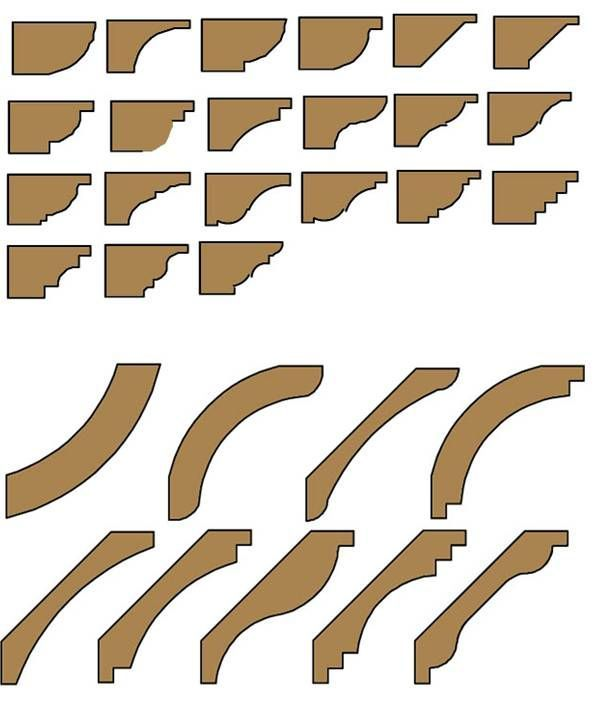 image about Printable Corbel Templates named wooden corbel types - corbel types legacy signature 3 8