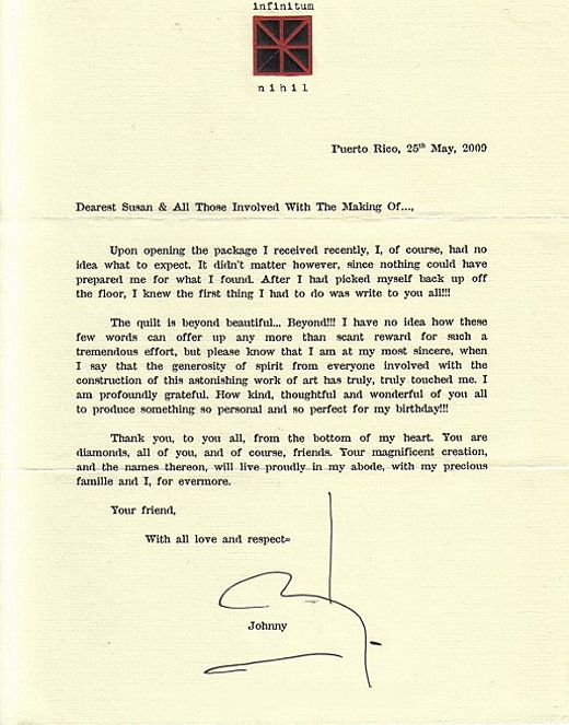 6 Famous Thank You Letters How To Say Thanks And Be Heard Thank