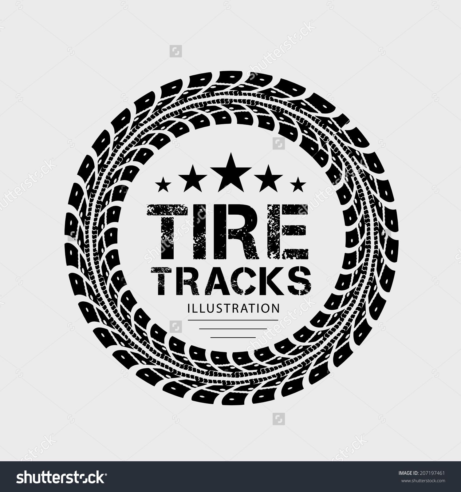grunge tire tread vector Google Search デザイン, 字体
