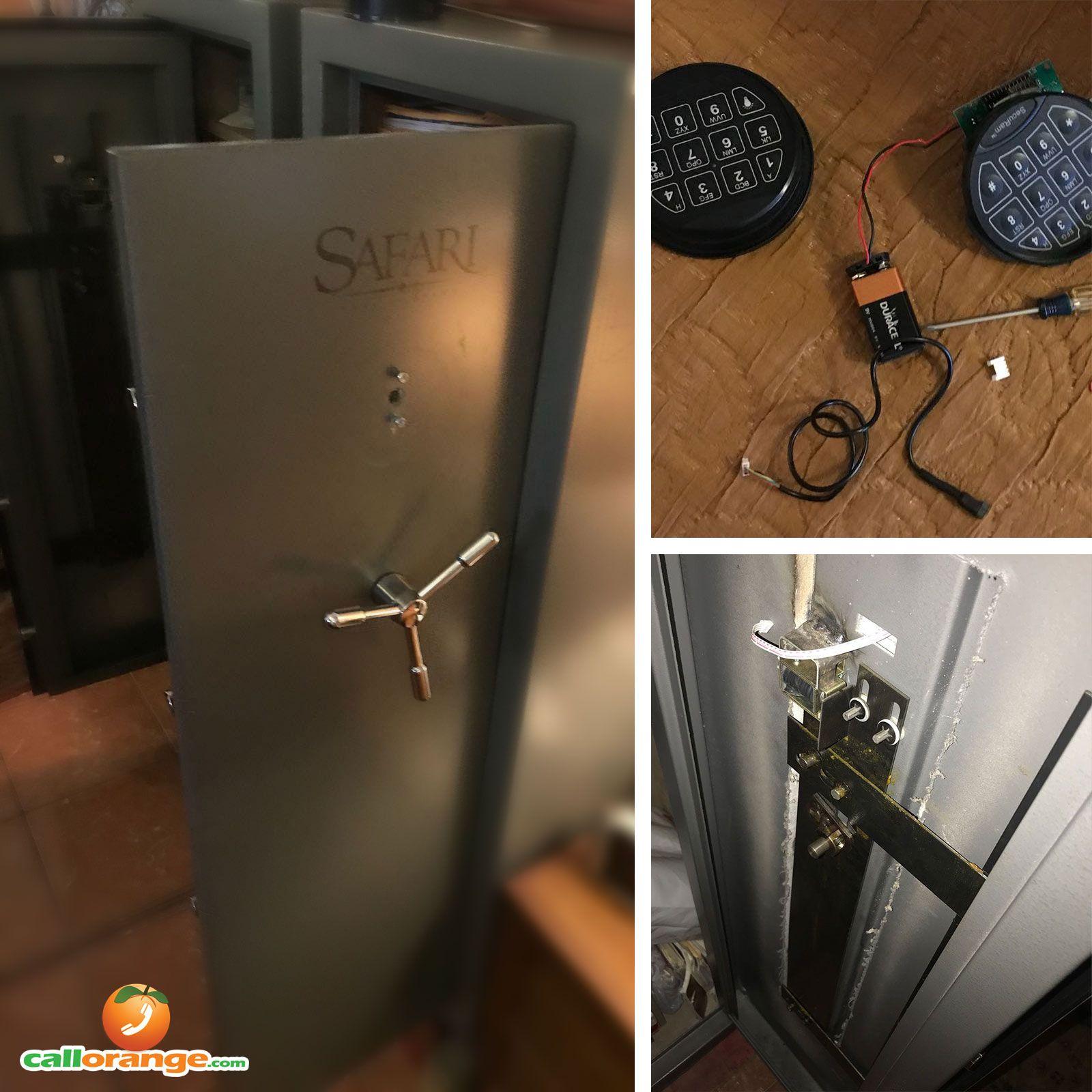 Open Locked Safe SafeCracking, Maintenance & Repair