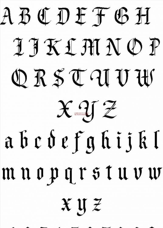Tattoo Lettering Design Unique Best Tattoo Fonts Alphabet Tattoo Letters Design Excellent Letteri Tattoo Lettering Fonts Tattoo Fonts Alphabet Lettering Design