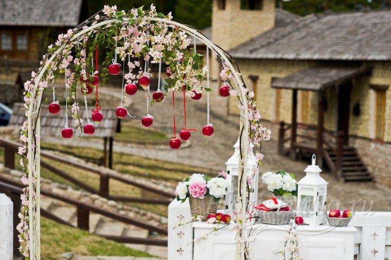 Свадебная арка 34