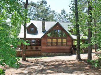 Texas Two Step Cabin - 3 Bedroom Cabin | Beavers Bend Cabins