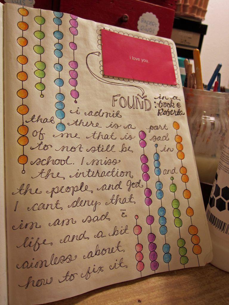 completed....i think blogged @ applesandink.blogspot.com/