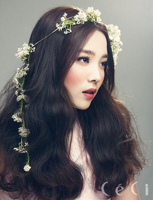 kmagazinelovers Yoon So Hee Ceci Magazine February