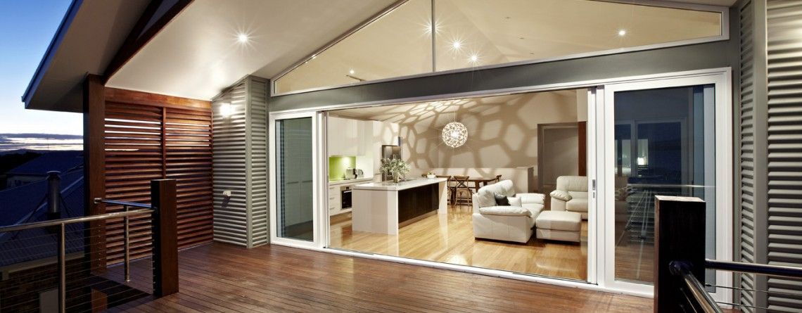 Stacking Doors With Flyscreens Google Search House Pinterest