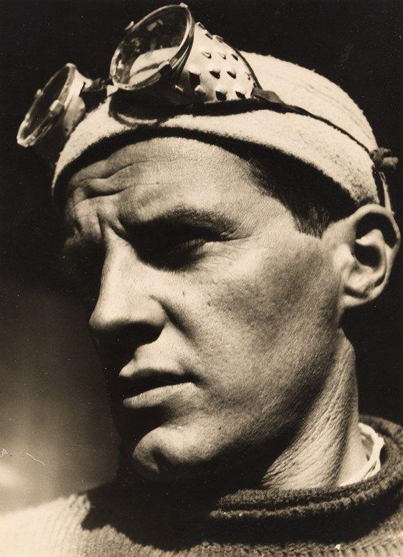 Fritz Wotruba, Bildhauer, Wien 1936