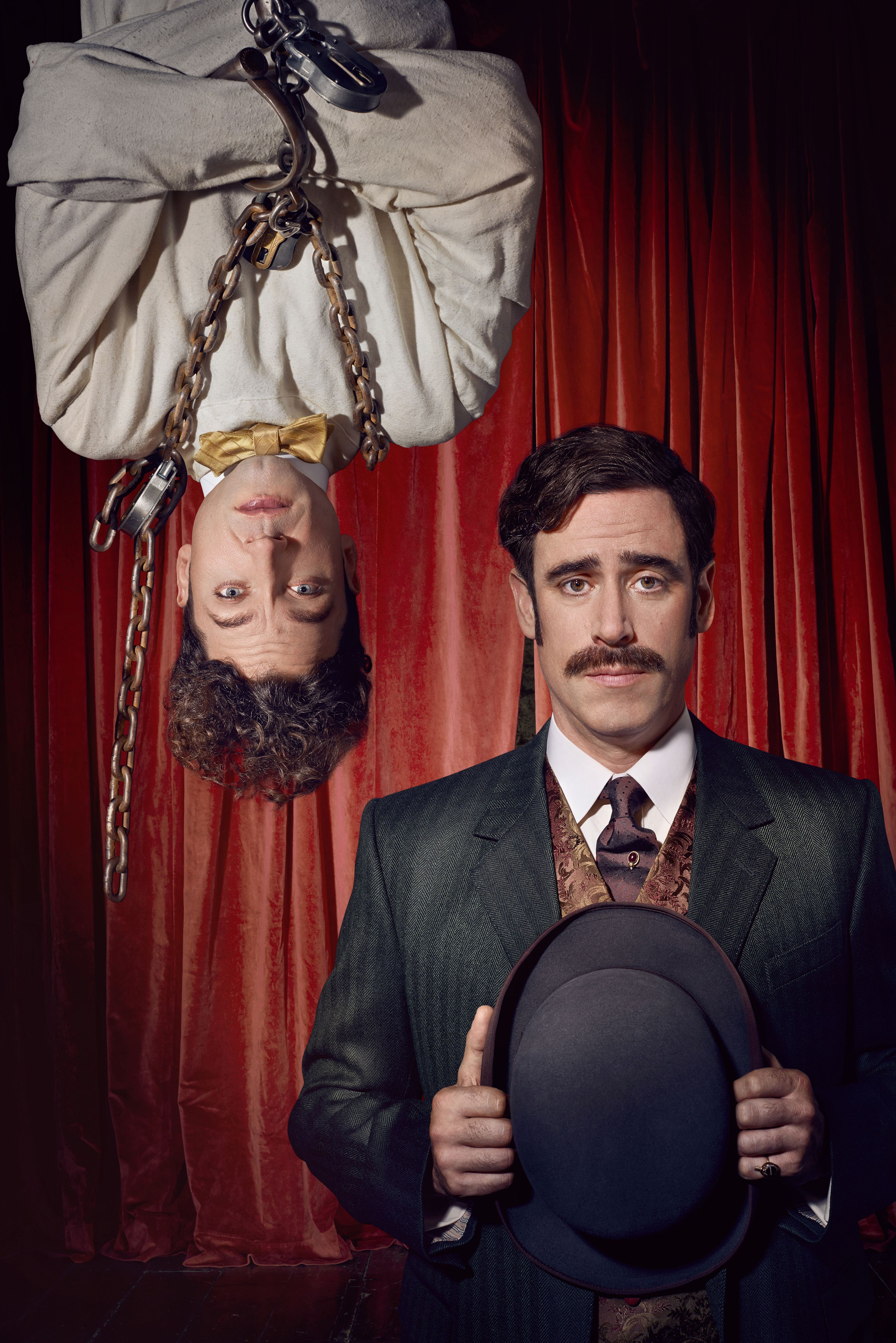 Houdini & Doyle 10 Things to Know about Fox's New Series